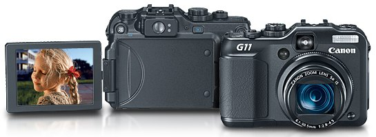 Download the Canon G11 Manual