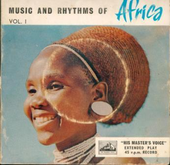 music and rhythms of Africa