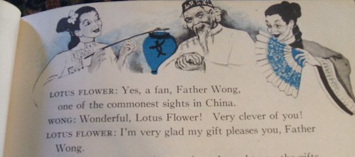 Father Wong by you.