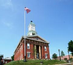 Knox County Courthouse In Mount Vernon, Ohio