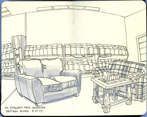 hastings cafe couches