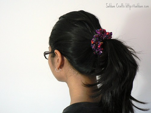Crochet Hairband 2