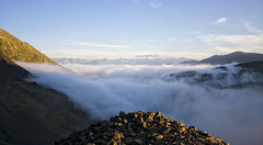 Mar de nubes (Leandro MA) Tags: mardenubes leandroma valdarán valledelunyola