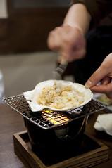 焼うに飯, 魚道楽 二条市場店