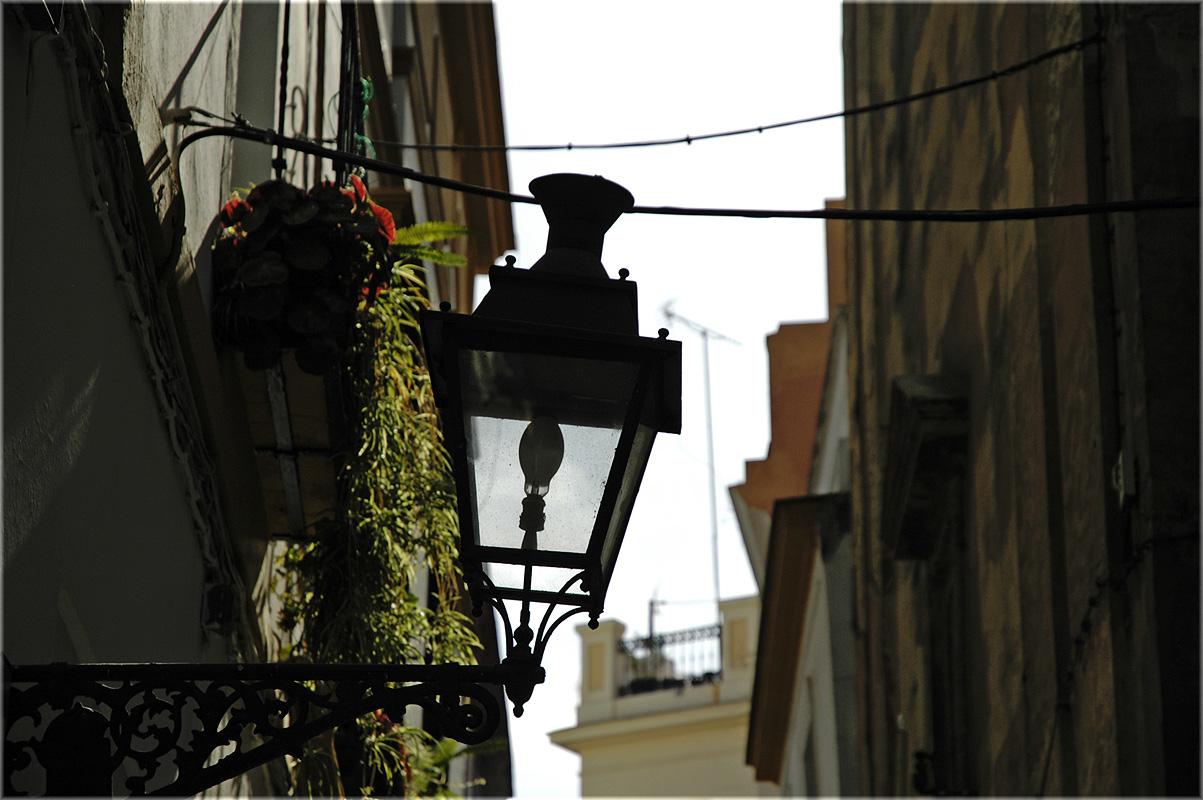 испания севилья уличный фонарь sevilla spain street lamp