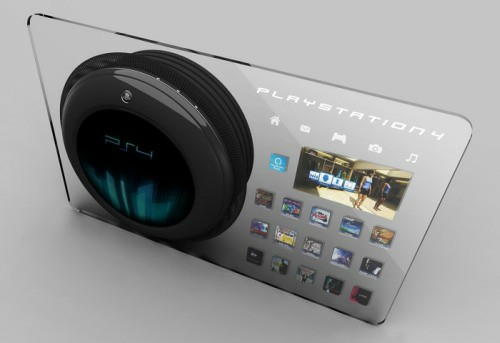 PlayStation 4 Concept Design #2