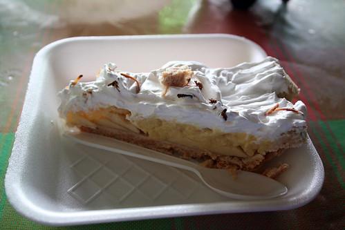 Copola - The Famous Banana Coconut Cream Pie at Daniel's