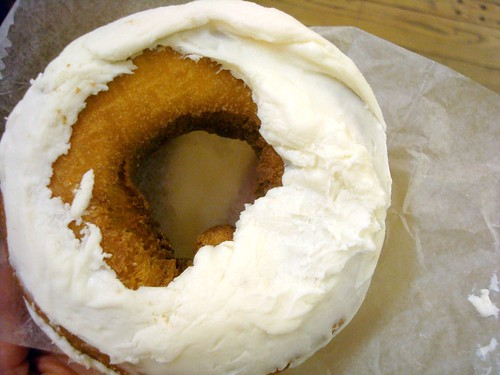 Vanilla Frosted Donut, Wall Drug, SD