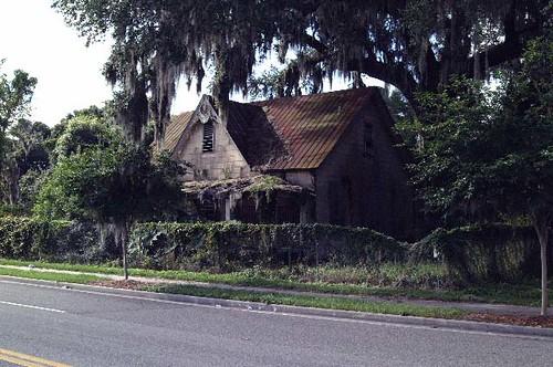 Disappearing Brandon, FL; Galvin-Jaudon House