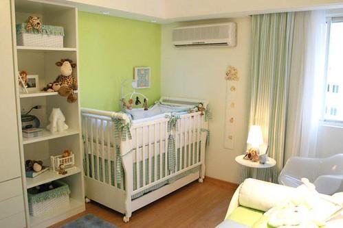 fotos de quartos de bebe