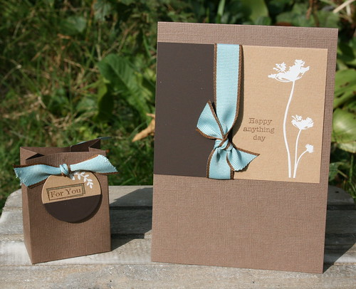 card and matching gift box
