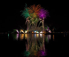 EPCOT Center - Happy Birthday WDW!!!!! (Cory Disbrow) Tags: travel vacation photoshop canon orlando lab florida fireworks magic disney celebrations happybirthday fl wdw waltdisneyworld magical 2009 epcotcenter canonef1740mmf4lusm magickingdom animalkingdom waltdisney cs4 worldshowcase futureworld lakebuenavista baylake reedycreek waltdisneyworldresort october1st sevenseaslagoon worldshowcaselagoon illuminationsreflectionsofearth hollywoodstudios canoneos5dmarkii worlddrive nighttimespectacular corydisbrow