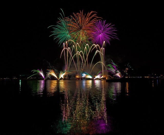 EPCOT Center - Happy Birthday WDW!!!!!