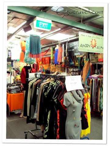Station Street market, perth