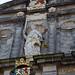 Detalle de la fachada del ayuntamiento