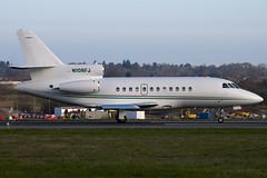 N108FJ - 108 - Private - Dassault Falcon 900B - Luton - 090401 - Steven Gray - IMG_2774