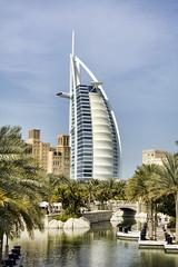 Burj Al Arab, Dubai (sminky_pinky100 (In and Out)) Tags: travel tourism palms hotel dubai uae palmtrees burjalarab tall expensive luxury exclusive inaccessible sevenstars windcatchers 5photosaday bej omot notfortheriffraff