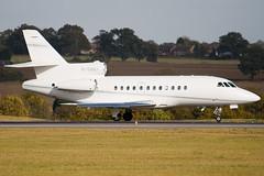 G-SABI - 150 - Private - Dassault Falcon 900EX - Luton - 091023 - Steven Gray - IMG_2868