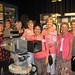 Sally Carvolth, Maureen Scorer, Joyce Nisbet, Joy Campbell, Kathy Wilson, Margie Nayler, Pat Naismith and Patti Rock