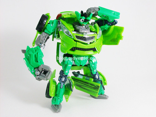 Transformers Skids RotF Deluxe - modo robot