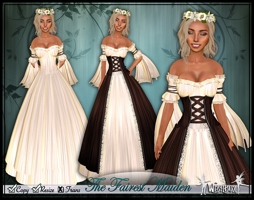 The Fairest Maiden II - Chocolate
