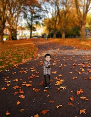 Autumn in London (Muzammil (Moz)) Tags: autumn london regentpark afraaz mozhaps