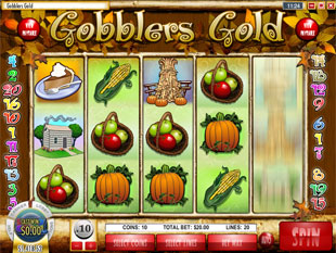 Gobblers Gold slot game online review