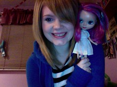 Me and my little girl Gwen