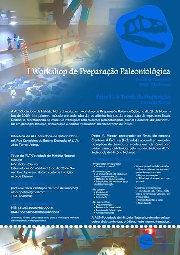 I Worshop de Preparação Paleontológica (by Loca....)
