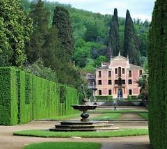 Giardino Barbarigo in Valsanzibio/Veneto (be_am25) Tags: italy garden villa baroque veneto valsanzibio barbarigo bellitalia pizzoni ardemani villeegiardini