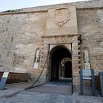 Ibiza: Puerta de acceso al recinto amurallado de Dalt Vila - Portal de Ses Taules