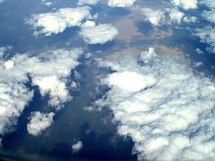Il Nilo (byus71) Tags: sky panorama clouds montagne landscape nuvole desert egypt aerialview cielo egitto deserto skyview nilo vistaaerea aerialimagery