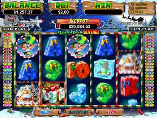 Rudolph's Revenge slot game online review