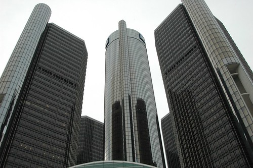 GM in Detroit