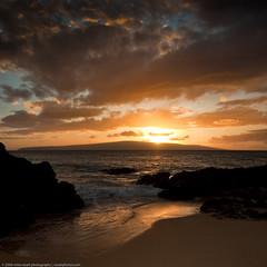 Linda&Don Maui -5270 (Mike Rosati Photography) Tags: ca wedding sunset andy hawaii secretbeach maui rosati makenacove lindamorgan donzacharias