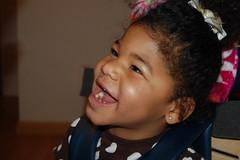 Siraya is laughing