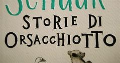 Else Holmelund Minarik, Maurice Sendak, Storie di orsacchiotto, ©BUR Ragazzi 2009; Lettering di Jeffrey Fisher, progetto grafico Mucca Design, copertina (part.) 4