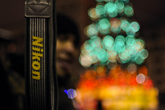 :P (walai.monstar) Tags: me strange beautiful lights weird nikon bokeh kittens strap take colourful cari jalan makan straps nikons alif faliq