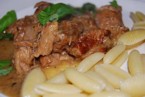 stoofpotje van kalfsvlees