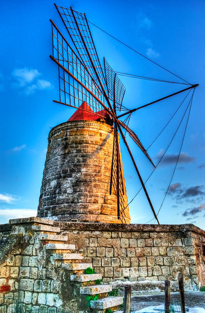 Windmill - Hdr