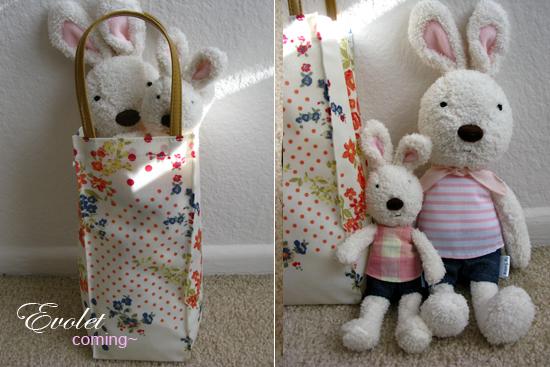 gift - 兔子