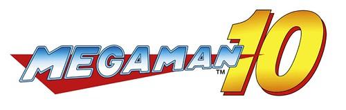 Megaman 10 logo