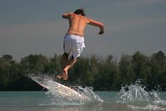 Skimboard Olli (tobe_tobe) Tags: beach water action skimboarding