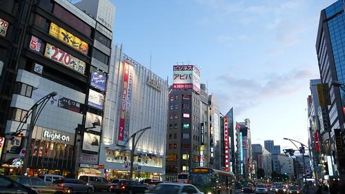 大晦日の上野 アメ横 2009/12/31
