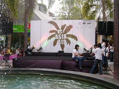MTV Roadshow   เวที แสง สี เสียง ขนาดเล็ก