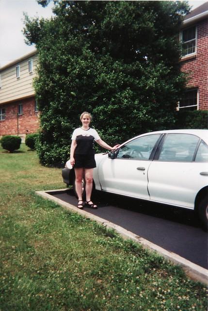 chevy cavalier 1995