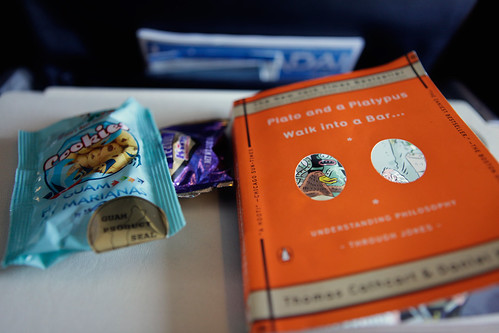 airplane ride survival kit
