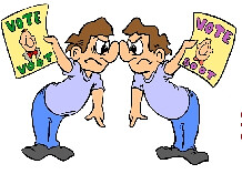 arguingmen