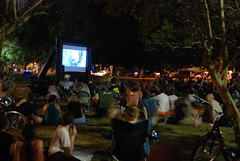 Outdoor Screening of Ferris Beuler\'s Day Off 6/1/11