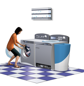 Sims 3 Town Life Stuff Pack Laundry
